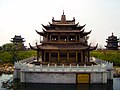 Yueyang Tower of the Song Dynasty - panoramio.jpg