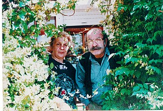 Yılmaz Onay - Yılmaz Onay and his Mrs. Yurdanur in Ayvalık. In 2000