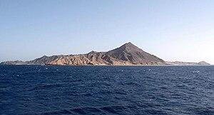 Zabargad Island - Zabargad Island, Egypt.