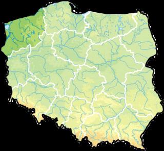 West Pomeranian Voivodeship Voivodeship of Poland