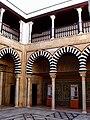 Zaouia Sidi Abid el Ghariani courtyard.jpg