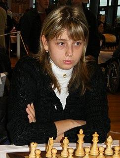 Natalia Zdebskaya Ukrainian chess player