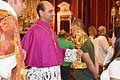 Zejtun Parish kissing St Catherine relic 06.jpg