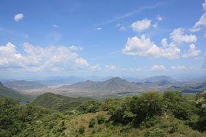 Español: Vista de la Reserva de la Biosfera Zi...