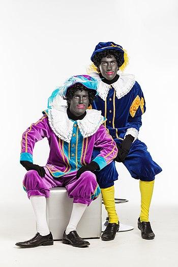 Zwarte Piet Wikikids