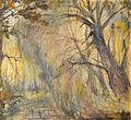 """""""Ивы в Сосновском парке"""", 1995.JPG"""
