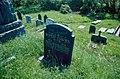 """Maigret"" 's grave - St Beuno's Church, Pistyll - geograph.org.uk - 1159863.jpg"