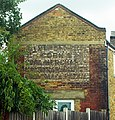 'Ghost sign', Point Hill, Greenwich - geograph.org.uk - 2595936.jpg