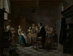 Jan Josef Horemans the Younger - The new song