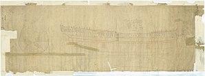 'Yarmouth' (1745); 'Guadeloupe' (1763) RMG J3142.jpg