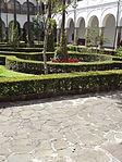 (Iglesia de San Francisco, Quito) Convento pic.ab12 interior courtyard.JPG