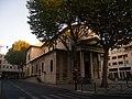 Église Notre-Dame-de-la-Nativité de Bercy, Paris - Front View from the Left.jpg