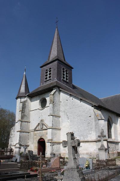 Église Saint-André de Sompuis (Classé)