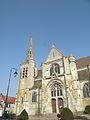 Église Saint-Pierre-et-Saint-Paul de Baron extérieur 14.JPG