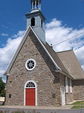 Image illustrative de l'article Église de Saint-Pierre-de-l'Île-d'Orléans