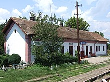 Érselénd (Şilindru) - train station.JPG