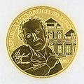Österreich - 100 Euro Goldmünze (Bildhauerei), 2002, Avers.JPG