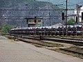 Ústí nad Labem-Střekov, vlak s auty.jpg