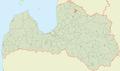Ēveles pagasts LocMap.png