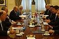 Συνάντηση ΥΠΕΞ, Ν. Κοτζιά, με ΥΠΕΞ Σλοβακίας, M. Lajčák (Αθήνα, 06.04.2016) (26208178161).jpg