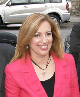 Fofi Gennimata Greek politician
