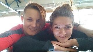 Anna Kharitonova Russian Olympic judoka