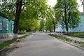 Березна, Менський район. Вулиця.JPG