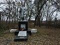 Братська могила радянських воїнів. Поховано 42 чол., с. Миколай - Поле, біля будинку культури.jpg