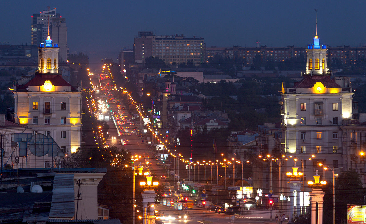Impression as a gift in Zaporizhia region: a selection of sites