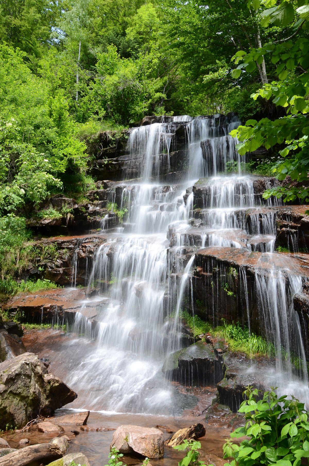 Водопад Тупавица — Википедија, слободна енциклопедија