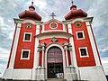 Відреставрована Верхня церква Кальварії.jpg
