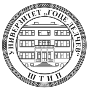 Goce Delčev University of Štip - Image: Грб на Универзитетот Гоце Делчев