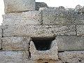 Давньогрецьке і скіфське городище «Калос-Лімен». Фрагмент акведука.jpg