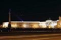 Дворцовая площадь ночью (Санкт-Петербург).JPG
