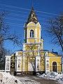 Дзвіниця Миколаївської церкви у Бобринці.JPG