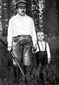 Затонський Володимир із сином 1928.jpg