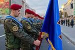 На Хрещатику пройшла підготовка до Маршу Незалежності 854 (20566017269).jpg