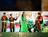 Во время фестиваля Новруз-байрам