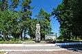 Паріївка, Пам'ятник 62 воїнам – односельчанам загиблим на фронтах ВВВ.jpg