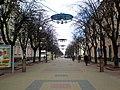 Пачатак вул. Пушкінскай - panoramio.jpg