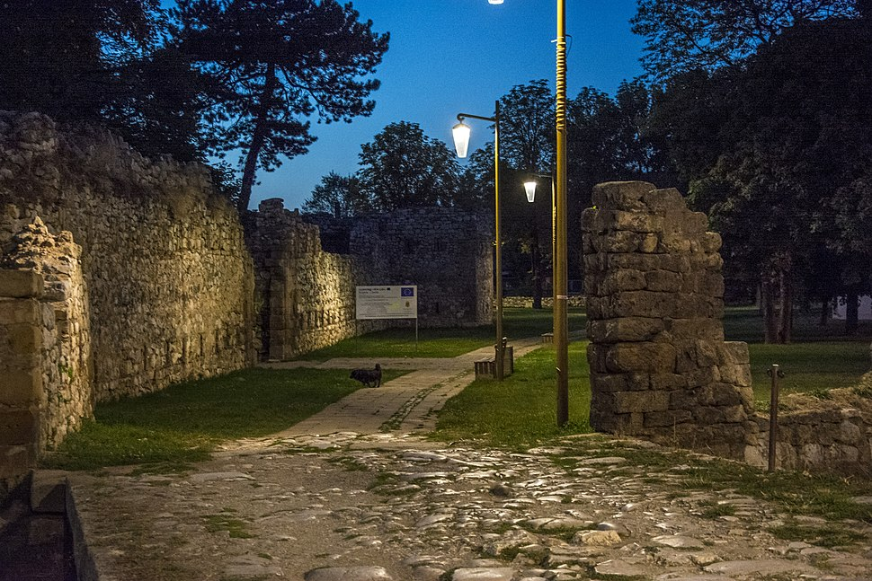 Пирот, поглед на тврђаву