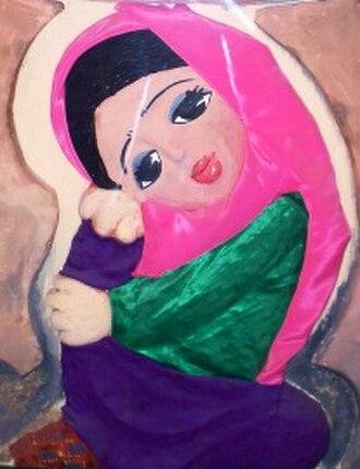 Azerbaijani fairy tales - Goychak Fatma – one of the main heroines of Azerbaijani fairy tales