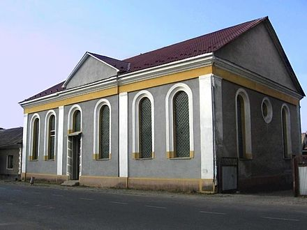 Former synagogue