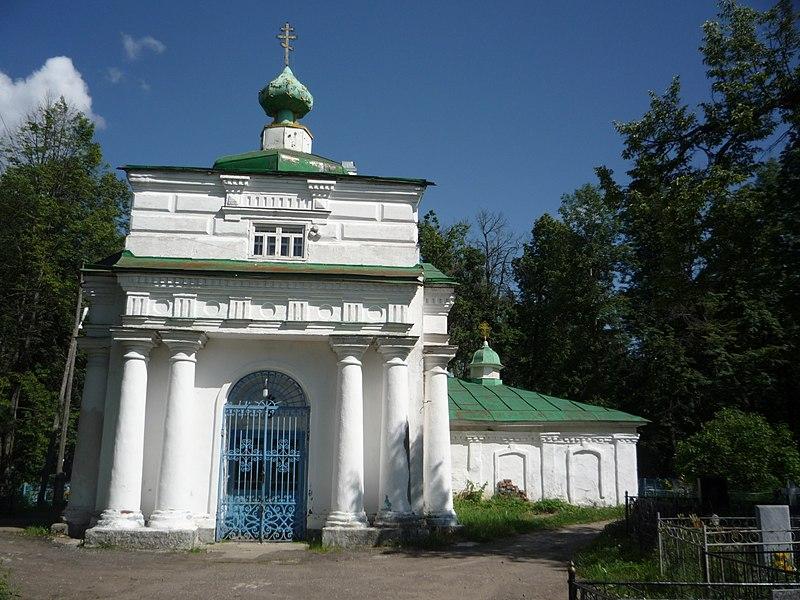 File:Церковь Воздвижения Креста Господня в Грязовце.JPG