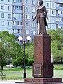 Черногорск. Памятник Вере Баландиной.jpg