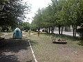 Այգի տեքսիտլագործների պուրակում Գյումրիում 01.jpg