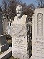 מצבתו של אהרן שמואל ליברמן בבית קברות בניו יורק.jpg