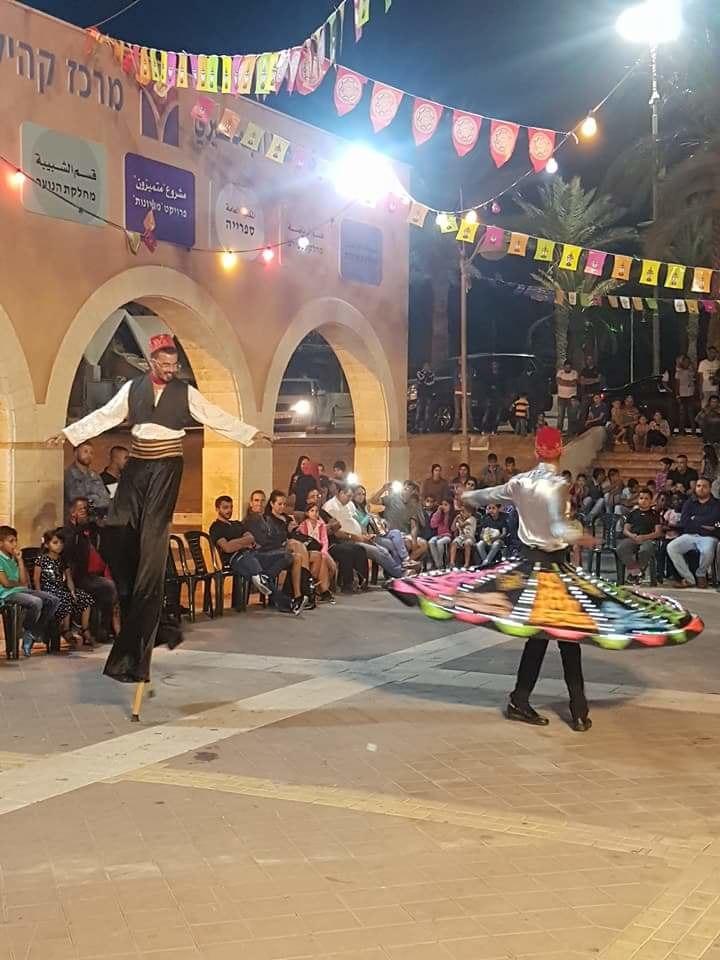 פסטיבל לילות רמדאן בעיר