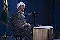 سخنرانی علیرضا پناهیان در جمع هیئت های مذهبی در قصر شیرین به مناسبت بیست و دوم بهمن ماه Alireza Panahian 36.jpg