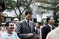 นายกรัฐมนตรี และคณะรัฐมนตรี ลงนามถวายพระพร พระบาทสมเด็ - Flickr - Abhisit Vejjajiva (3).jpg